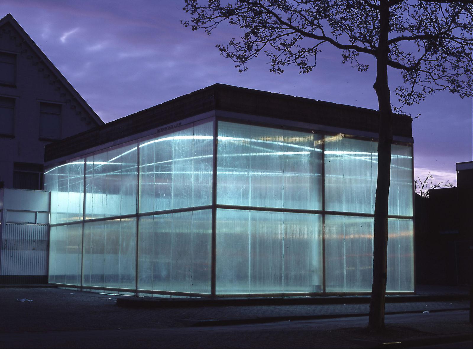 Tankstation, Tilburg 2004-3